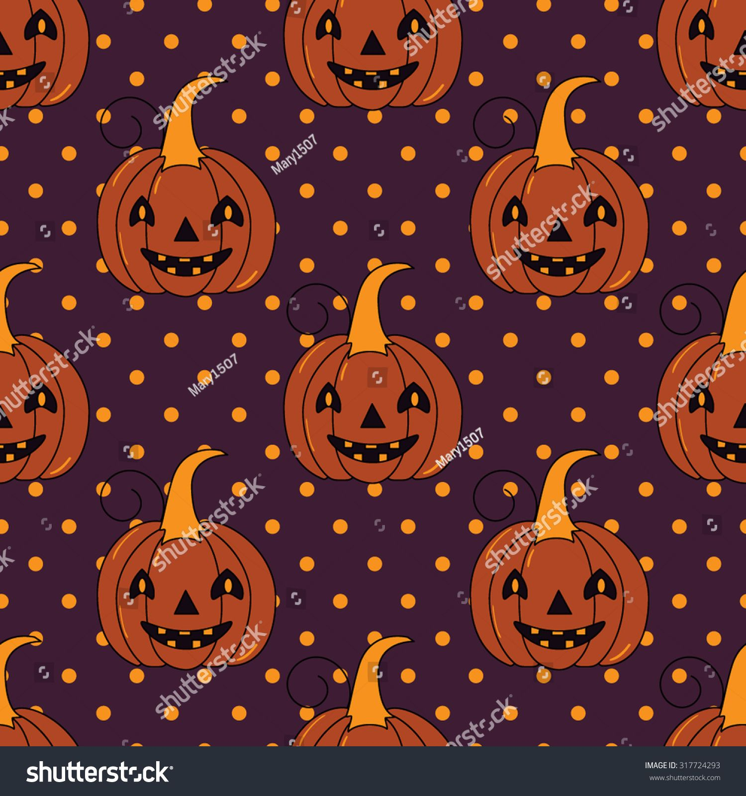 Seamless Halloween Pattern Flat Style Endless Texture Use For Wallpaper Textiles Pattern Fills Web Page Background Ad In 2020 Halloween Patterns Wallpaper Art