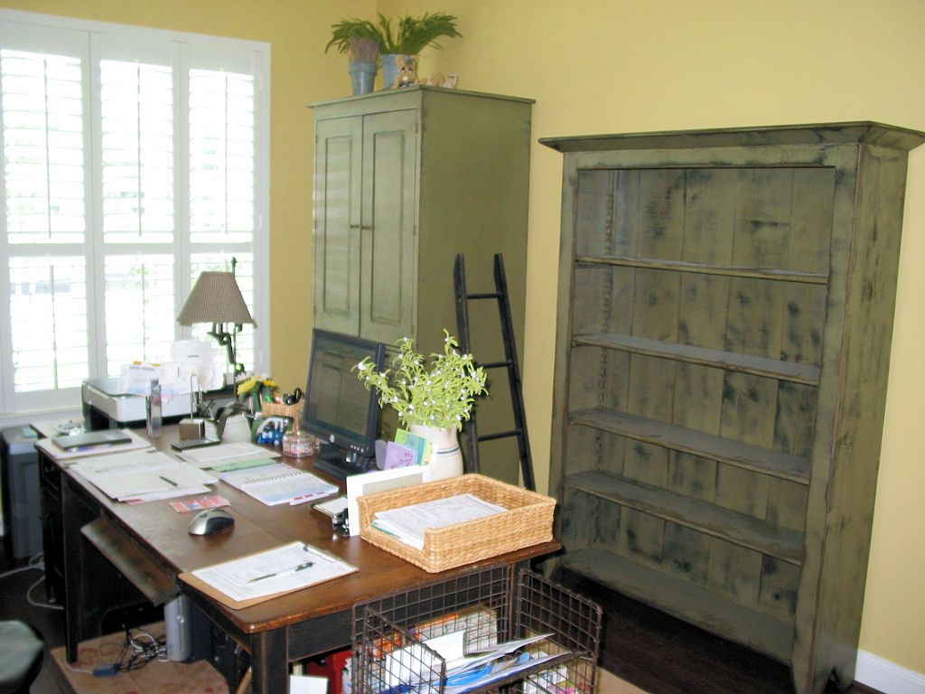 cool shabby chic home office decor | Shabby Chic Home Office Decor For Tight Budget | Office ...