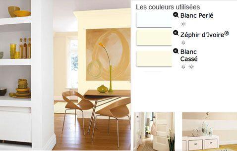 Comment choisir une peinture blanche et sa nuance ? peintures - comment choisir sa peinture