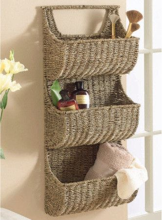 Seagrass 3 Tier Wall I Absolutely Love This Three Tier Seagrass