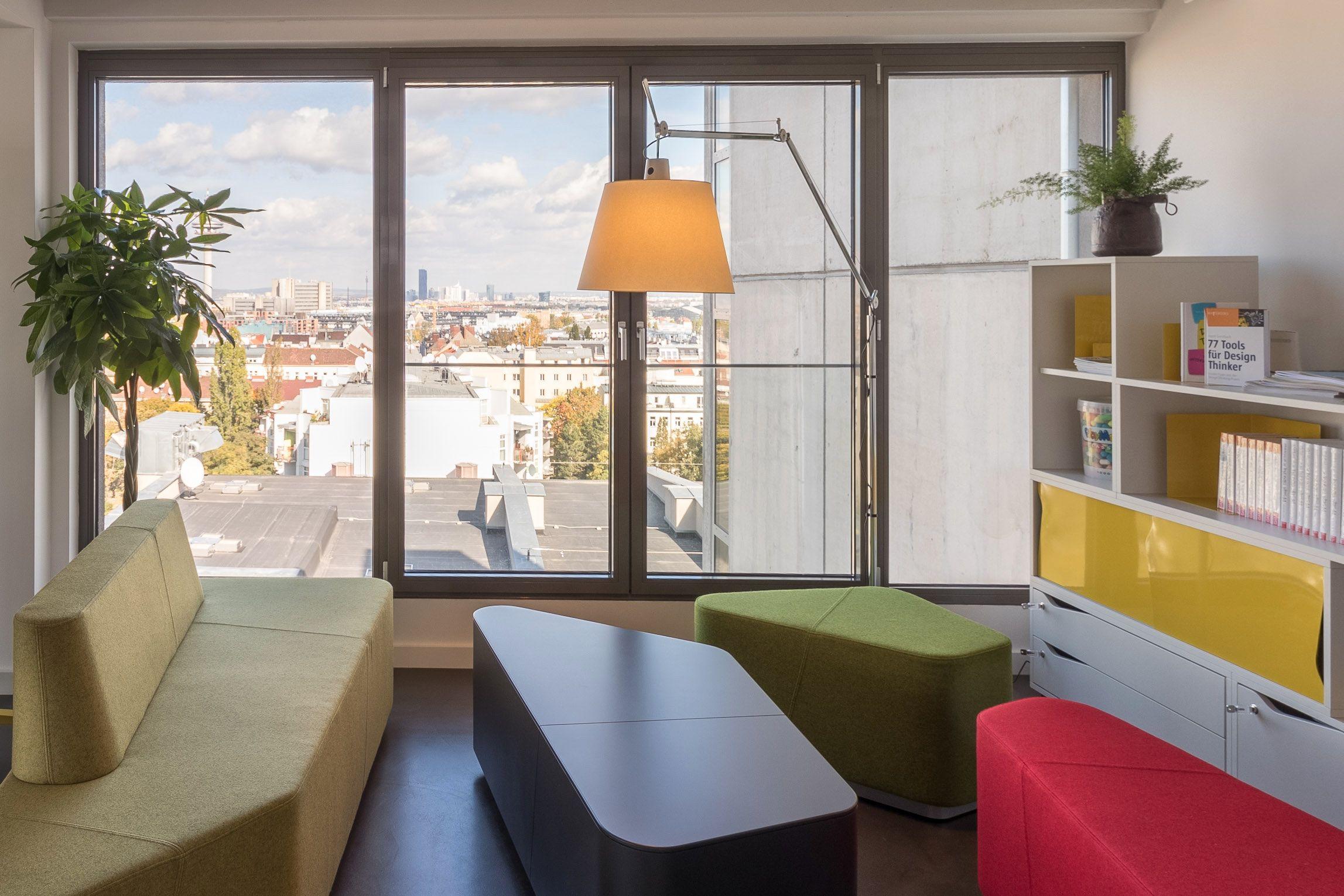 Lounge Bereich Design Thinking Lounge Design