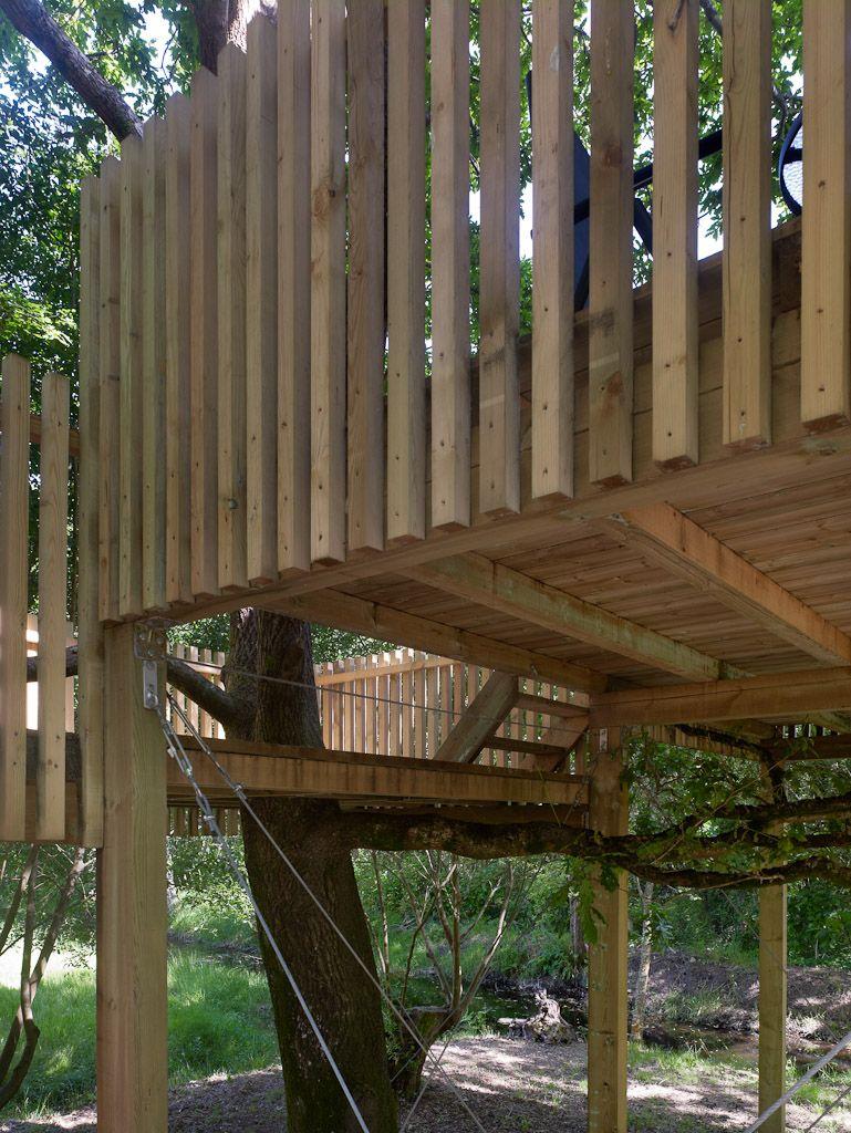 Detalles de como hemos respetado y conservado el entorno for Alojamientos cabanas en los arboles