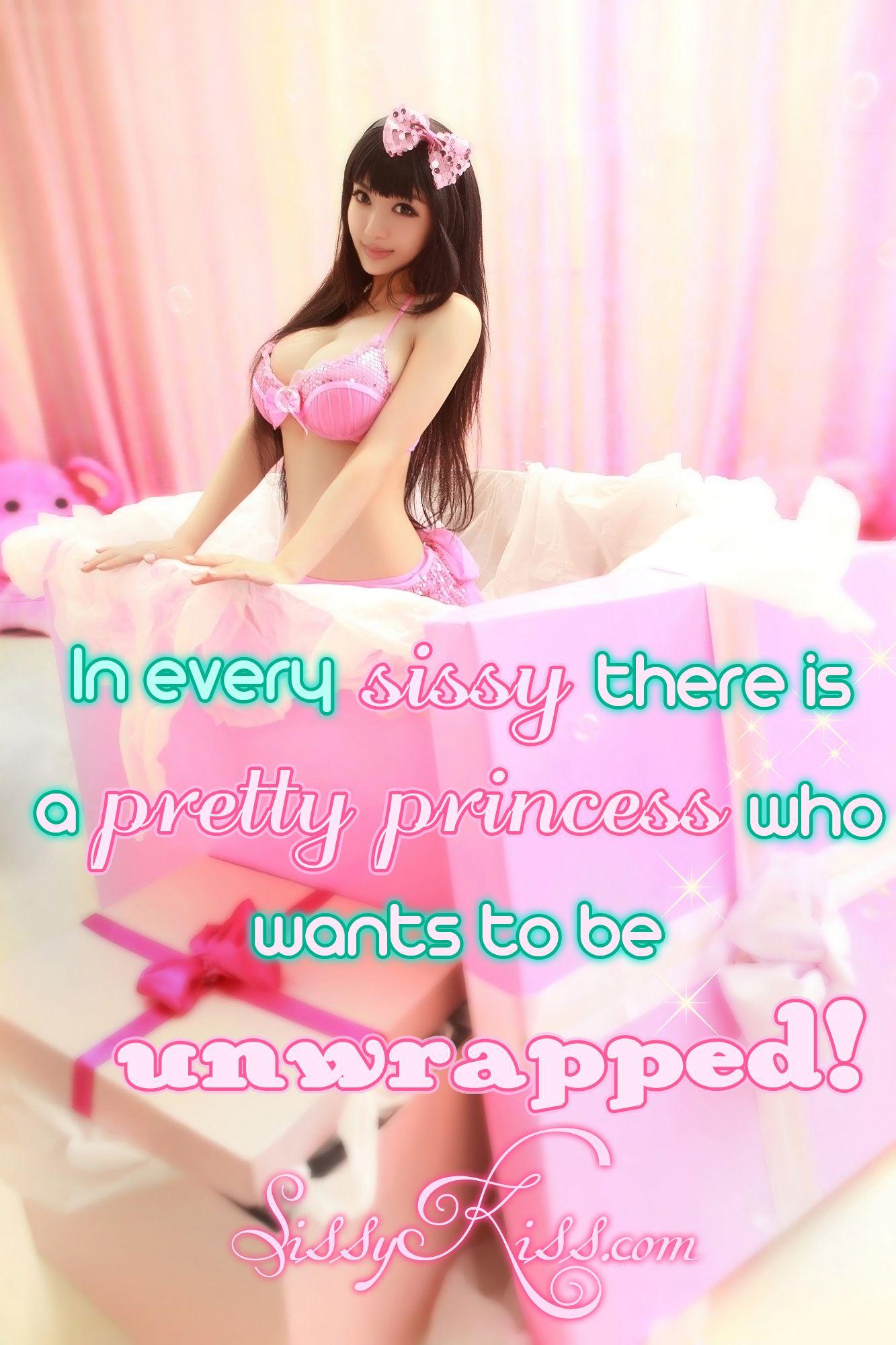 Sissy Present #sissy #feminization #feminized #sissified #girly ...