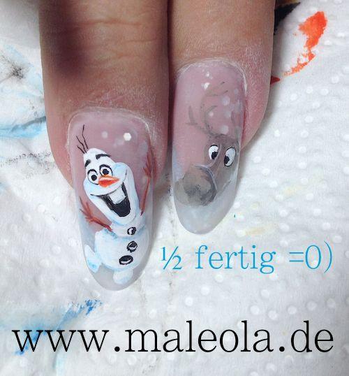 MaLEOla Gallery: NailArt