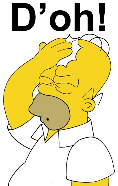 Content Marketing Tips And Content Marketing Mistakes | Homer simpson doh, Homer  simpson, Homer
