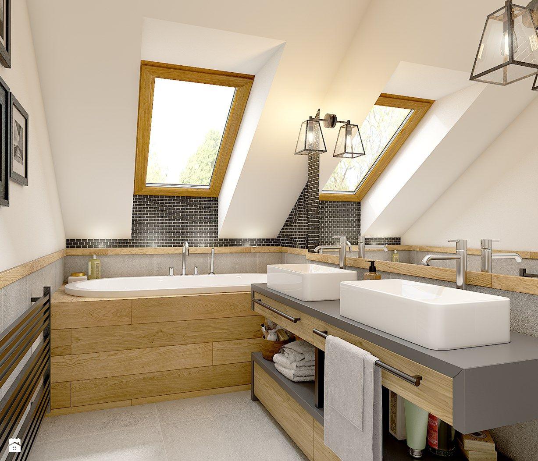 Lighting Basement Washroom Stairs: Zdjęcie Od WERDHOME