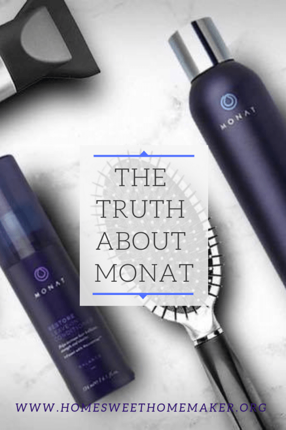 An Honest Monat Review Monat, Monat hair, Second day