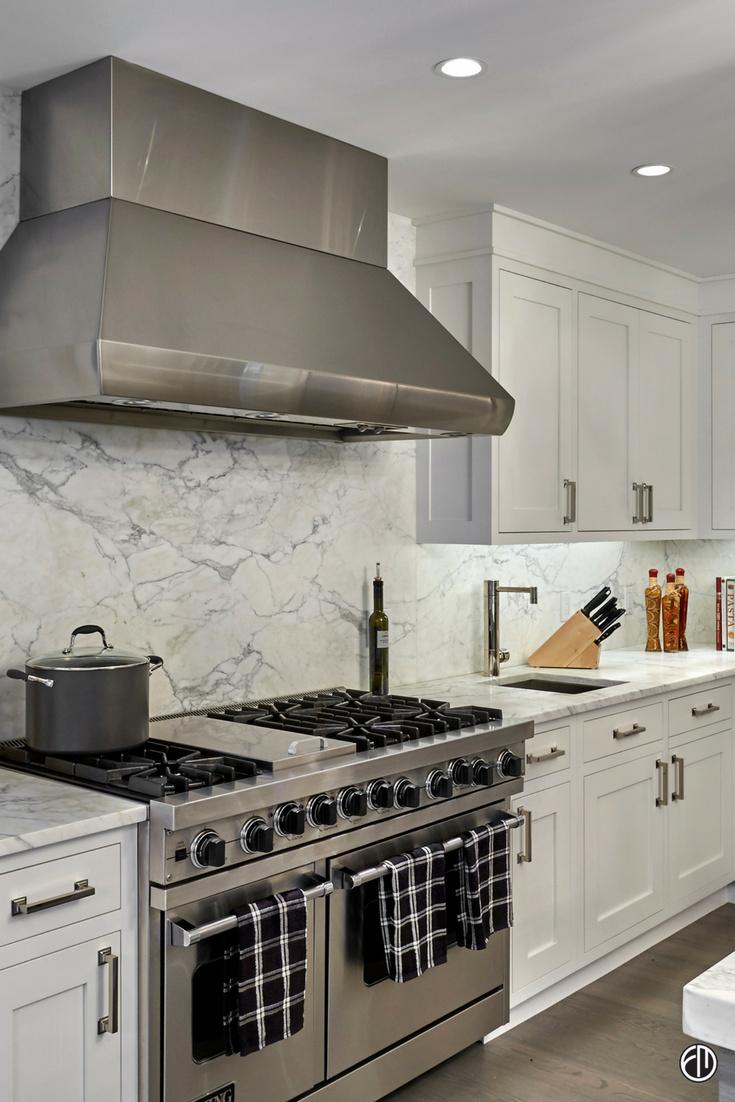 White Marble Kitchen By Fordham Marble Company Inc White Marble Kitchen Custom Kitchens Custom Kitchens Design