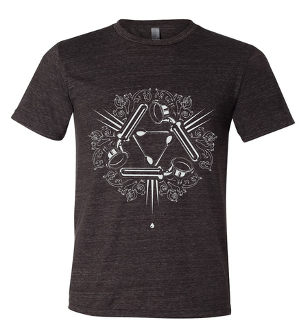 Triforce Shirt 20 From Halfwit Coffee Roasters Paraphernalia