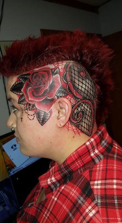 Olio Jobstopper Tattoo By Buck From Tattoo Underground 20170222 Tattoo Images Tattoos Buck Tattoo