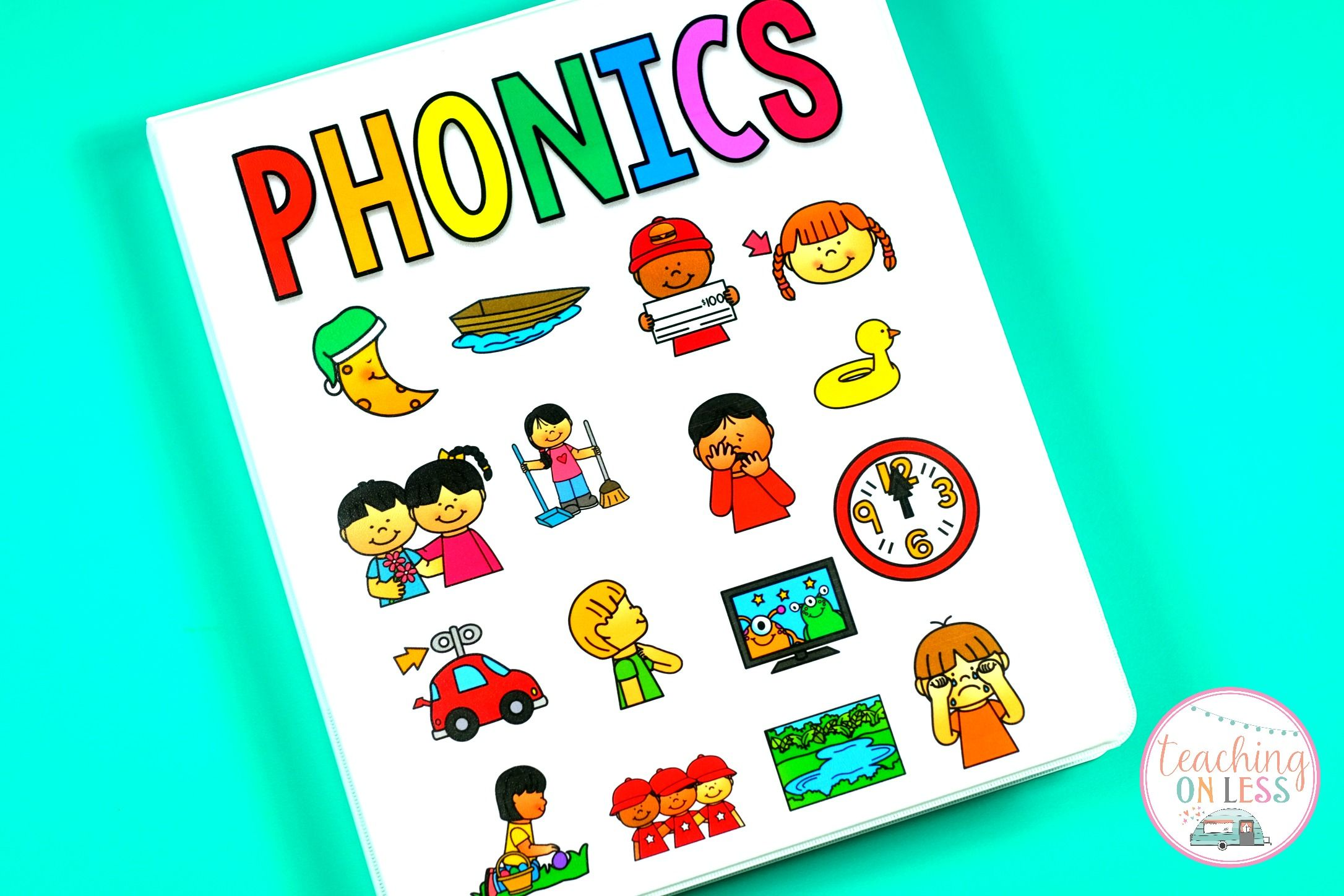 Long Vowel Word Families And Phonics Games
