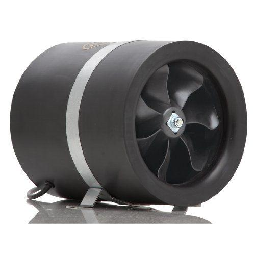 Can Max Fan Mixed Flow Inline Fan, 8-Inch 675 Cubic Feet Per Minute Can Fan.