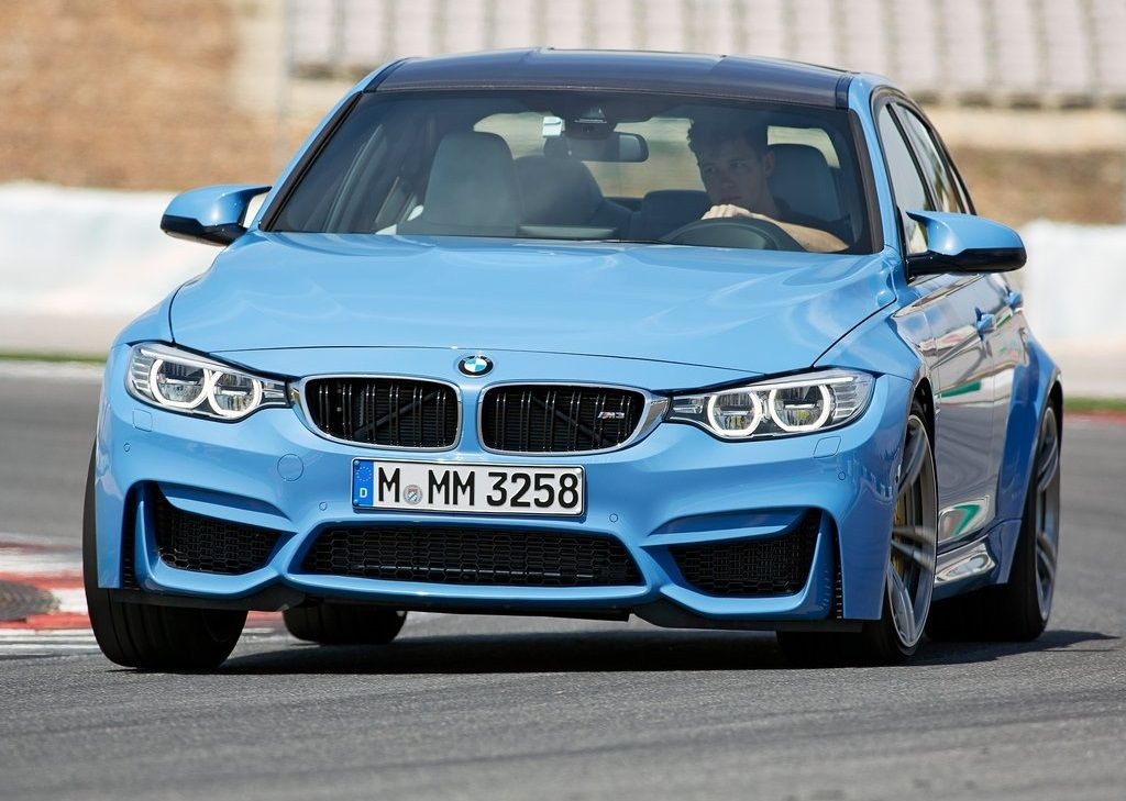 2016 BMW m3 review is performed with the brand new of
