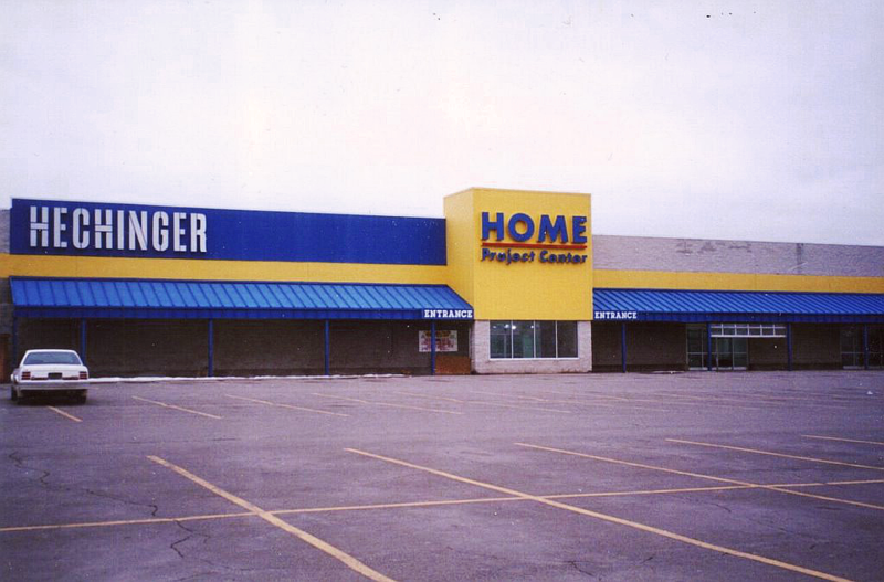 Before Lowes And Home Depot Were Big Names There Was Hechinger