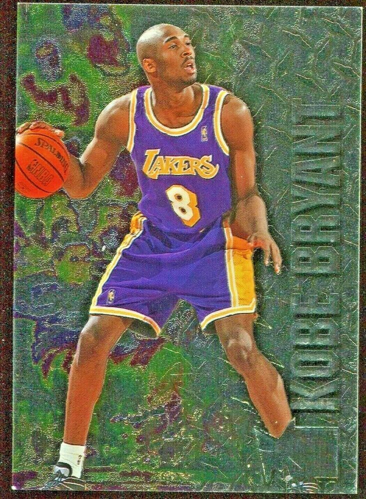 199697 metal universe kobe bryant 181 mint from pack