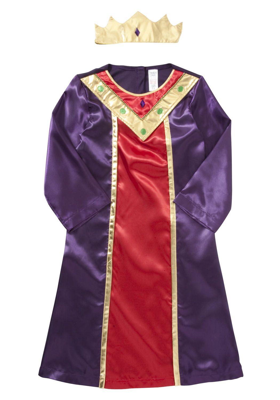Tesco Christmas Nativity king dress-up costume £8 | Church
