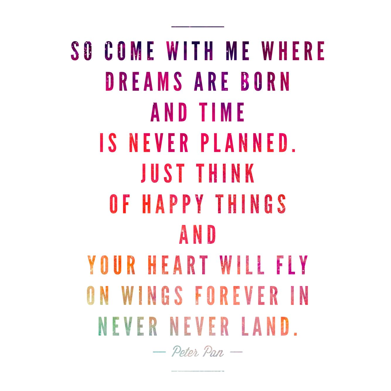 Peter Pan Tinkerbell Quotes | www.pixshark.com - Images ...