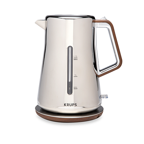 Krups Silver Art Collection Electric Kettle Electric Kettle