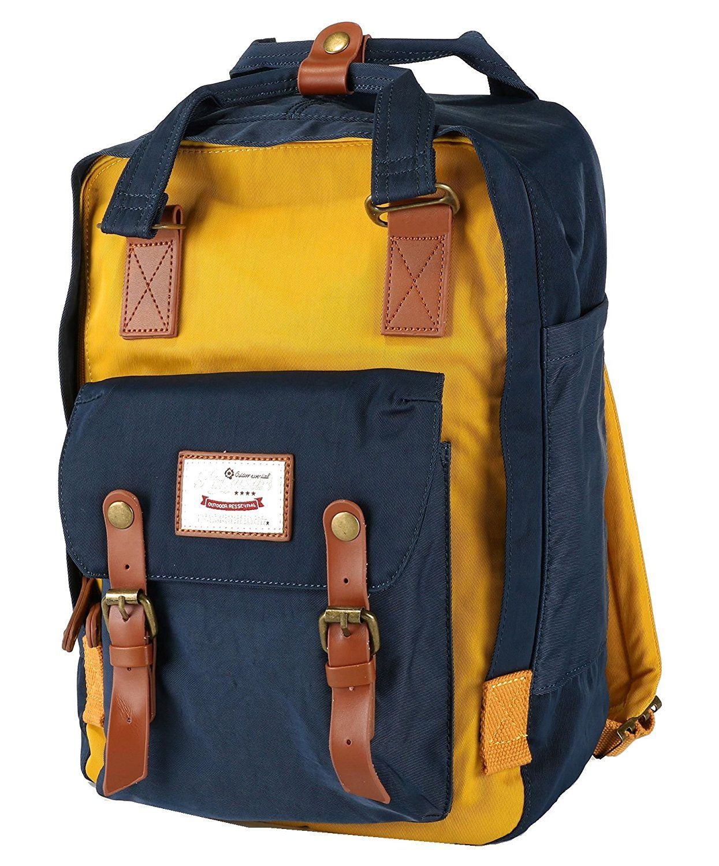 a75a98150639 Amazon.com  Himawari Backpack Waterproof Backpack 14.9