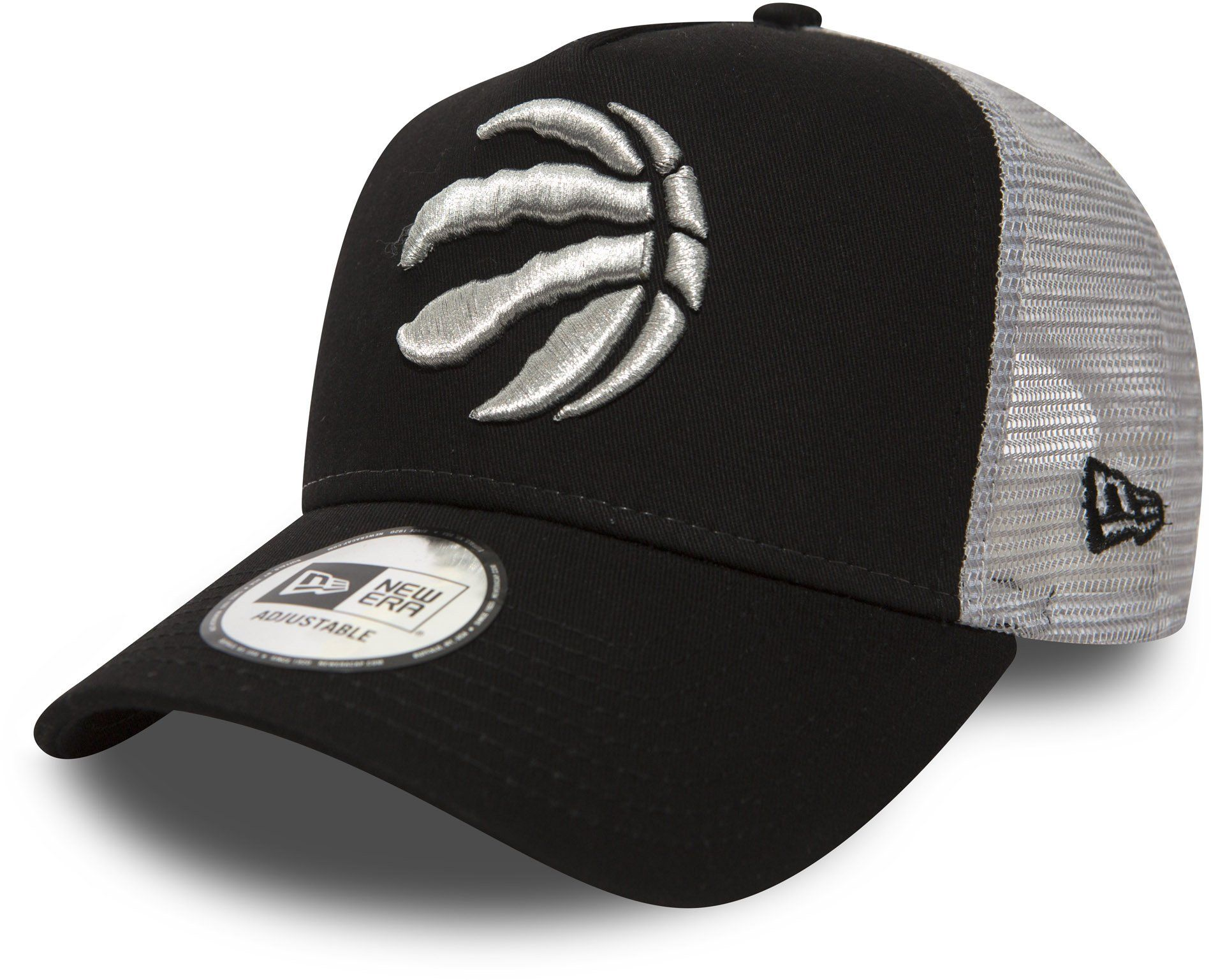sports shoes 95319 3ac3f Toronto Raptors New Era Team Essential Trucker Cap – lovemycap