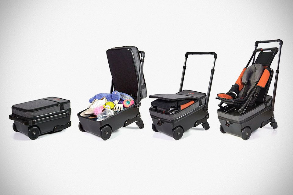 Born To Fly Baby Suitcase Baby Stroller Hybrid Lifestyle