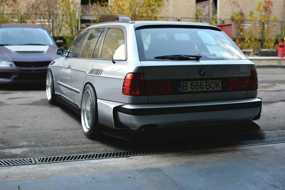 1000 Hp E34 M5 Touring Wide Body Made In Romania Bmw E34