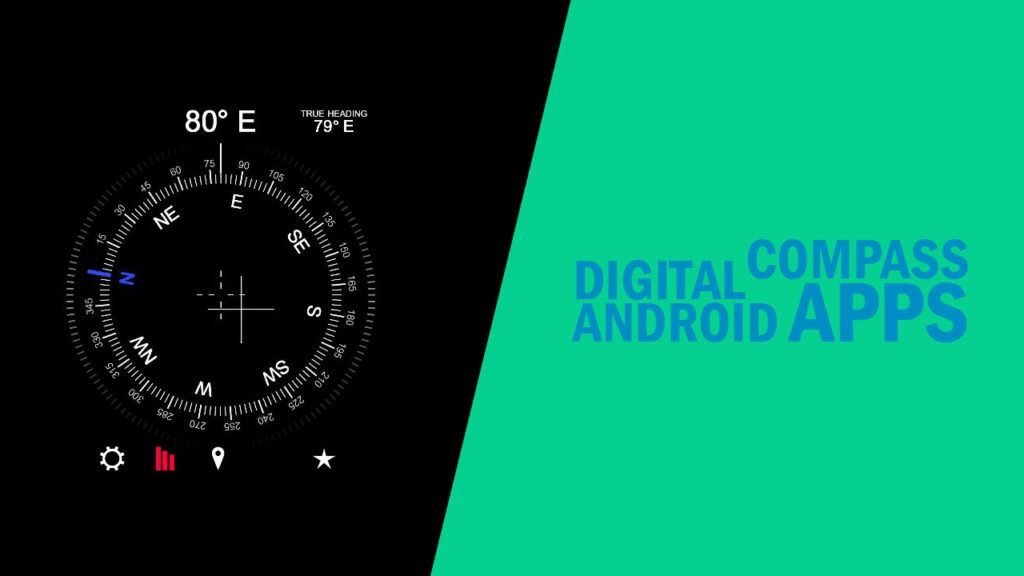 Best 3 digital free compass app for andorid 2020 in 2020