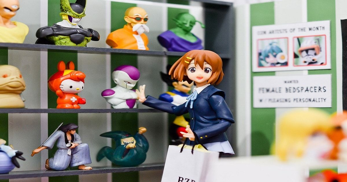 Where to Buy Official Anime Figures and Other Authentic