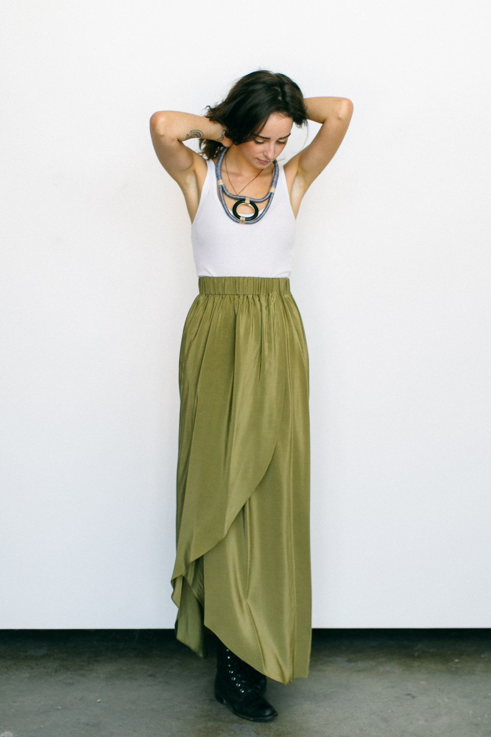 Sage otto maxi skirtg fashion snapshot pinterest sage