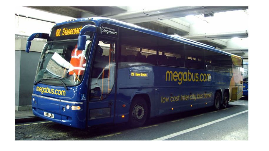Cheap Travel On Megabus In Germany From Munich To Cologne London