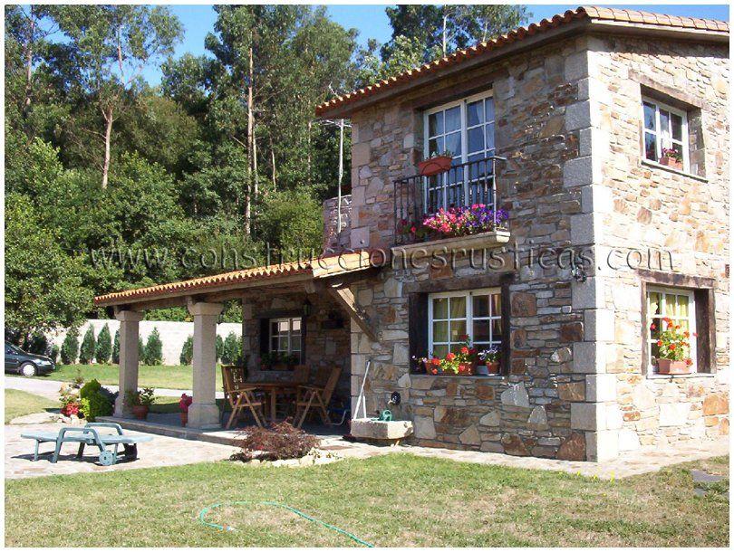 Planta y media CASAS Pinterest Casas, De campo y Campo