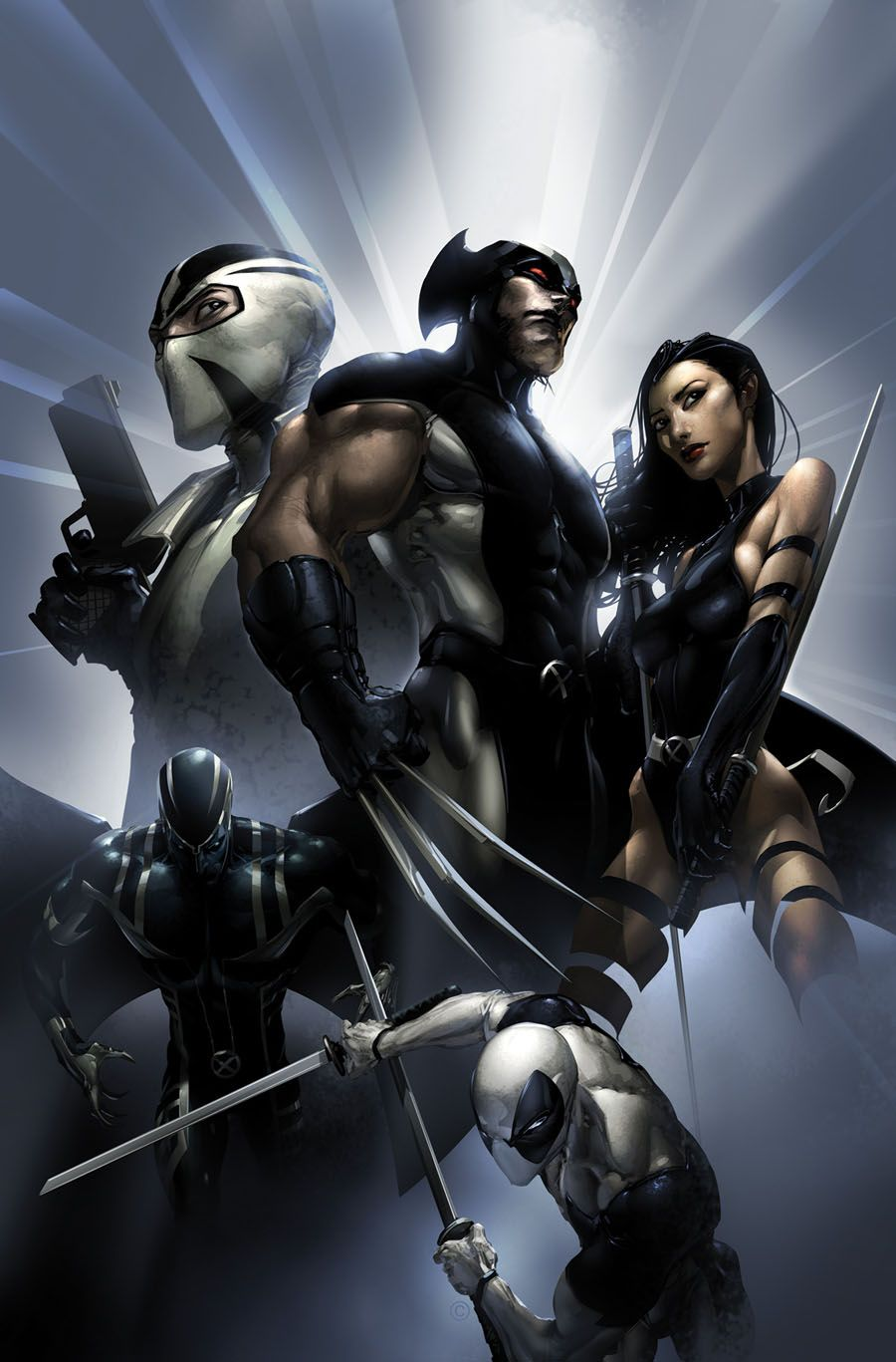 X-FORCE and MAGNETO Movies Confirmed by Rob Liefeld   Science