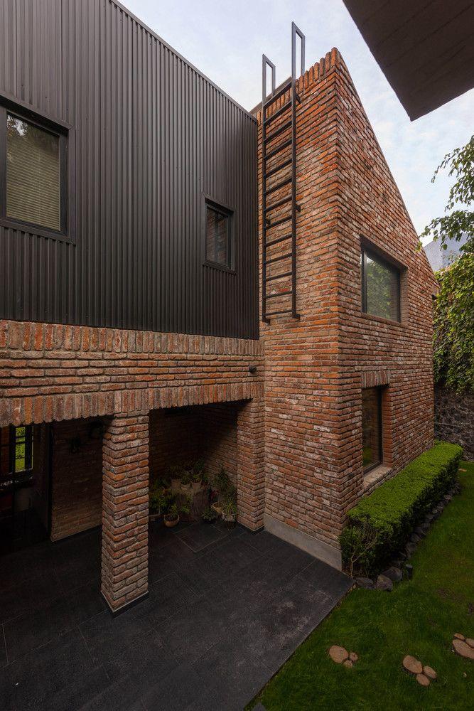 Arquitectura Casas Escaleras Exteriores Arquitectura: Gallery Of Casa AR / ARCO Arquitectura Contemporánea - 11
