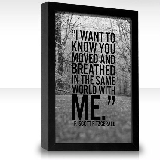 12 Quotes That Make You Wish F.Scott Fitzgerald Would