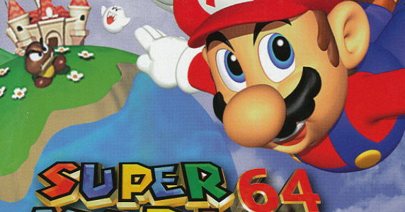 Super Mario 64 (1996) Game free download for PC