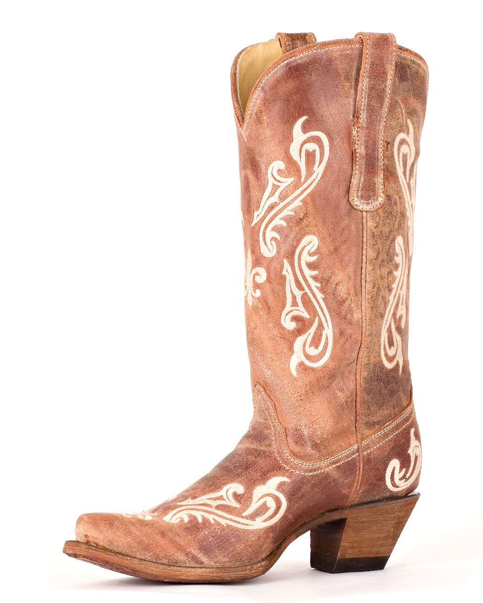 1000  images about Country Girl Footwear on Pinterest | Corral ...
