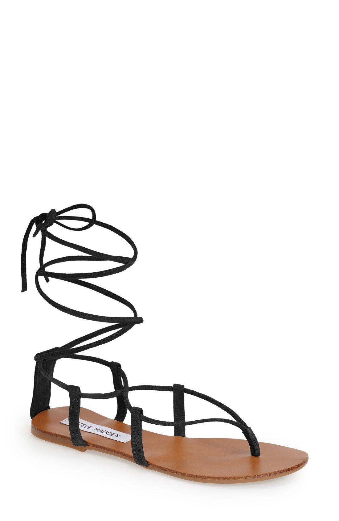 Steve Madden 'Werkit' Gladiator Sandal