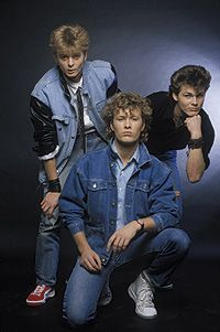 A Ha Take On Me Aha Band 80s Music New Wave Music
