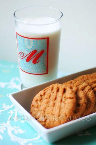 Peanut Butter Cookies by meganleestudio, via Flickr