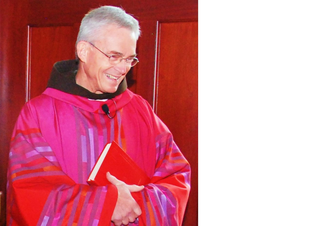 Fr. Jim Bok, OFM, is the pastor of Mary, Gate of Heaven Church in Negril, Westmoreland, Jamaica. A Franciscan priest he has devoted the last 6 1/2 years to serving the people of this poor Jamaican parish.  3-2015