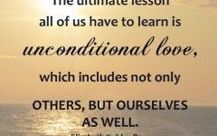 Family Quotes Unconditional Love