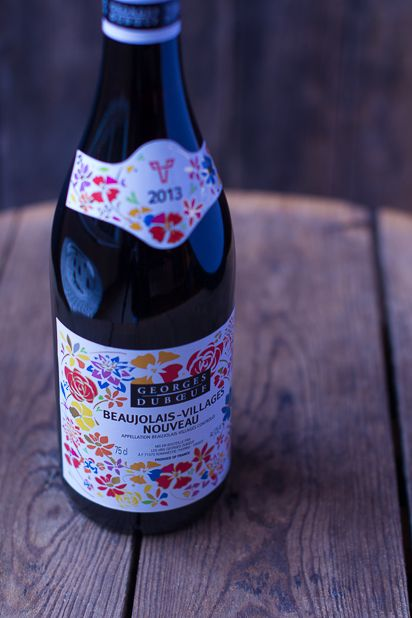 Beaujolais Nouveau 2013. Tasted!