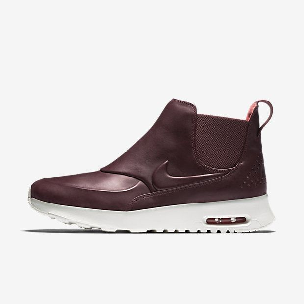 7e1709684f Shop for cheap Nike Air Max Thea Mid Women s Shoes Night Maroon Sail Ember  Glow Night Maroon For Cheap Price UK