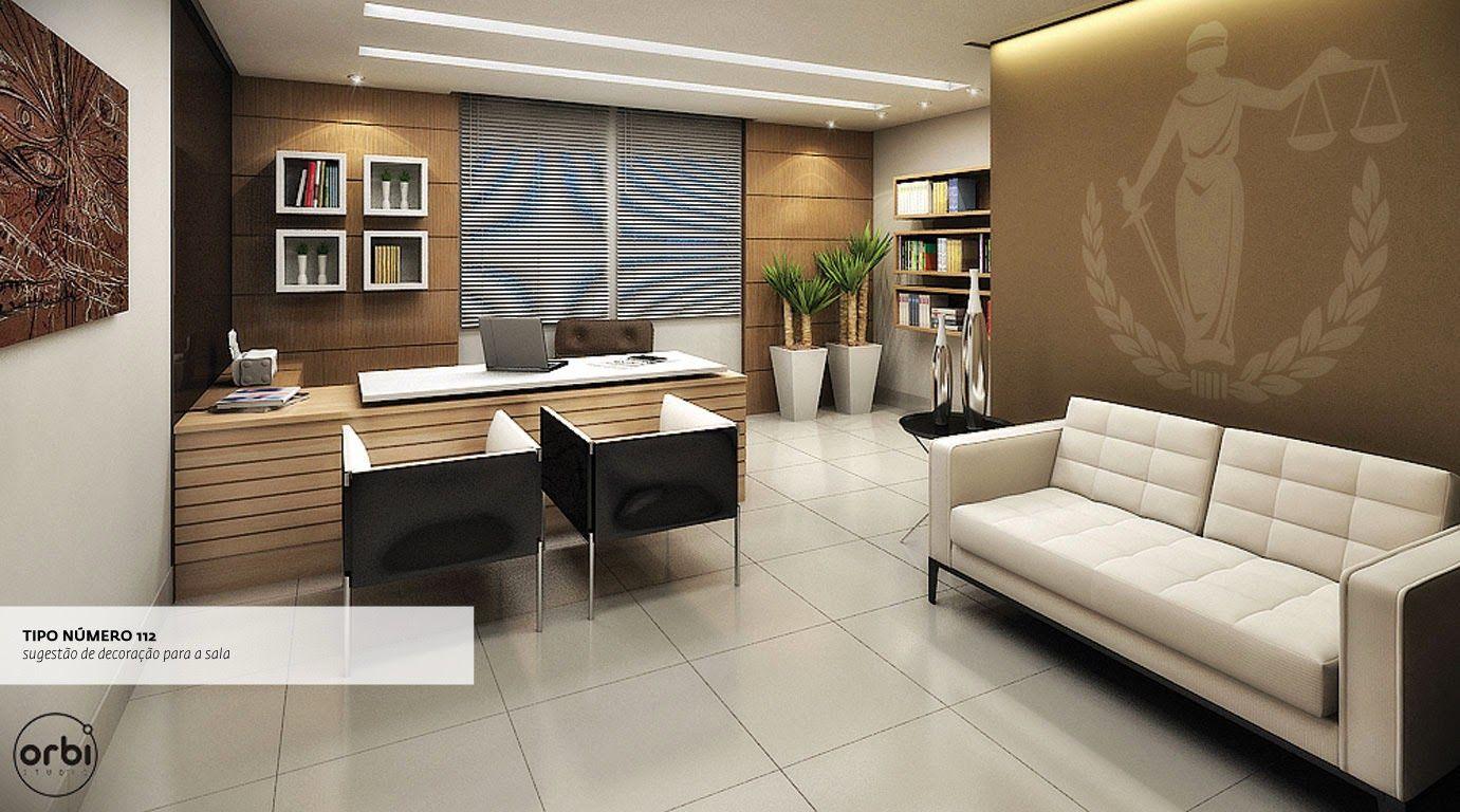Projetos de escritorios de advogados modernos pesquisa for Ambientes modernos interiores