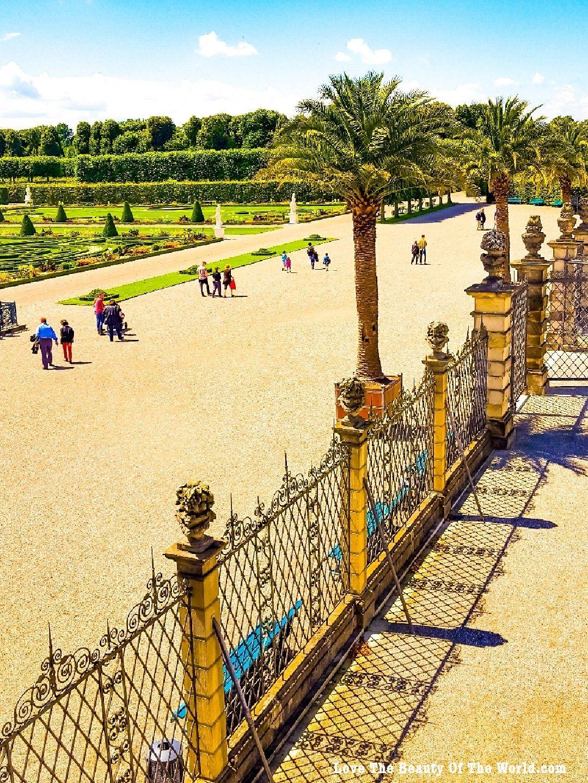 Herrenhauser Garten In Hannover Germany In 2020 Beautiful Islands World Tenerife