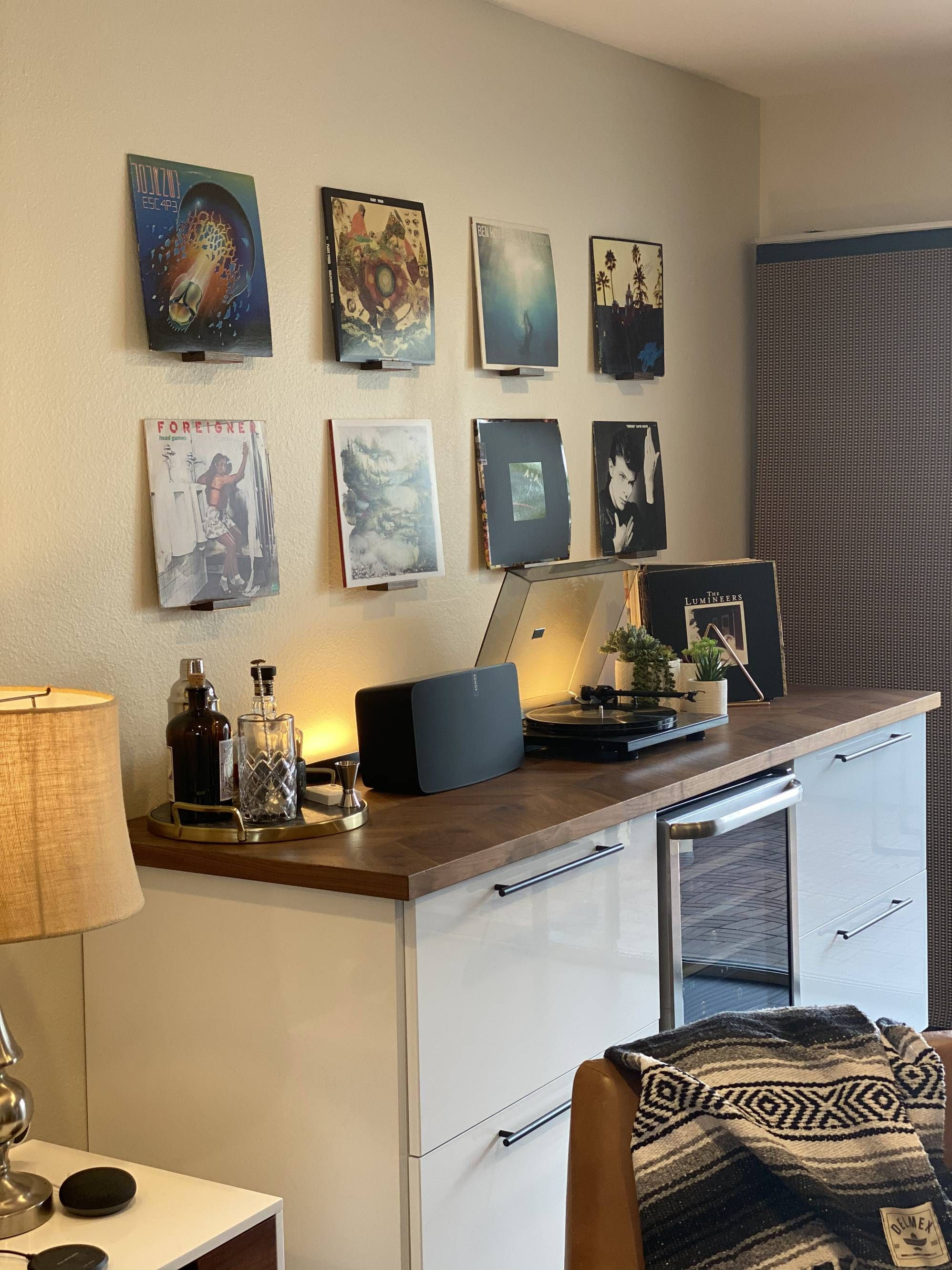 Bar I Built In My House With Ikea Kitchen Products Bonus Picture Of The Rest Of The Room Interior Living Space Design Concep Man Room Ikea Kitchen Interior