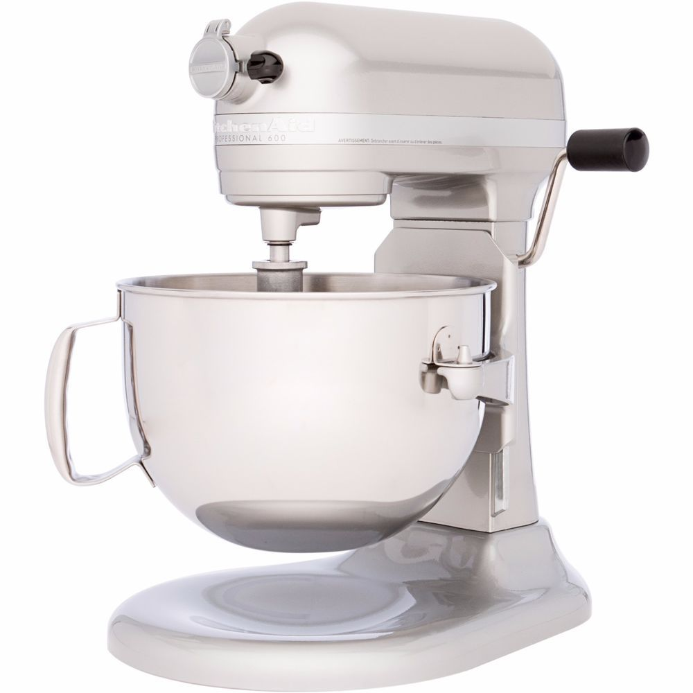kitchenaid rkp26m1xsr sugar pearl 6q bowl lift stand mixer rh pinterest com KitchenAid Stand Mixer Used KitchenAid Stand Mixer Red