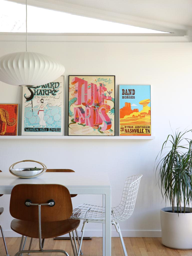 Metal Frames Have Arrived  Metals Nest And Kitchen Decor Interesting Picture Frames For Dining Room Inspiration Design
