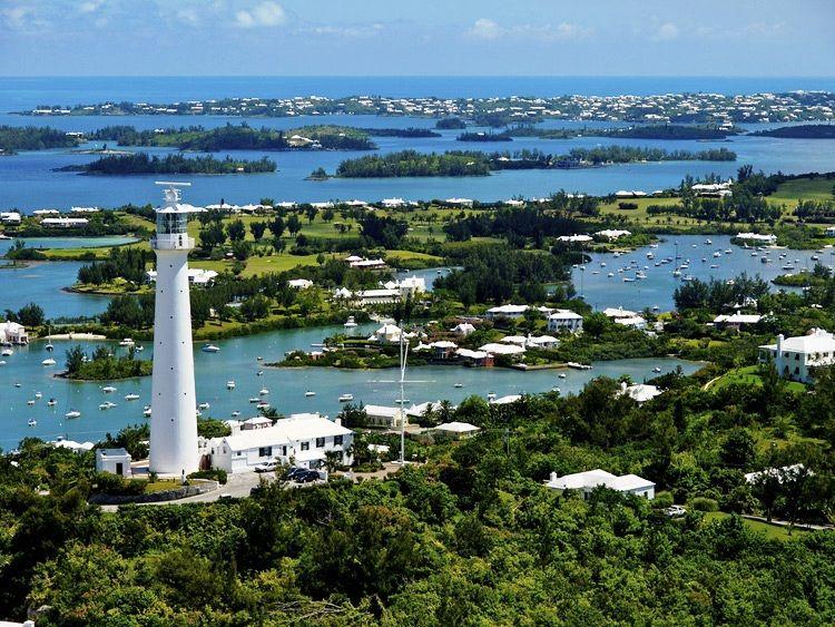 Bermuda. One of my most favorite islands.