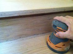 Trap Opknappen Ideeen : Trap renoveren houten trap schuren verbouwen